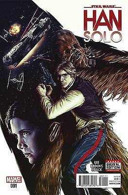 Star Wars Han Solo #1 Of 5 Marvel Comics First Print