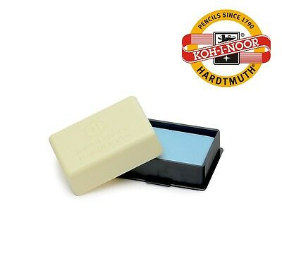 Original Koh-i-noor Kneadable Eraser for dry pastel chalks and charcoals 6422