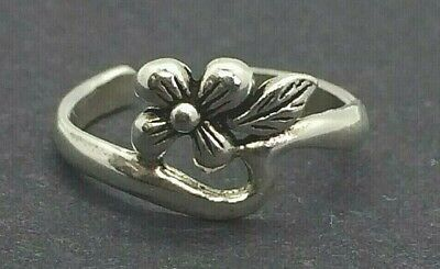 ELEPHANT TOE RING, Solid Sterling Silver *BN* good quality, sturdy toe ring