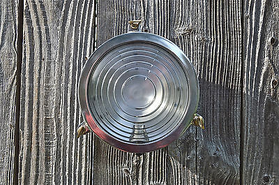 Superb Retro Style Polished Metal Lighthouse Bulkhead Wall Light Ceiling Lamp N