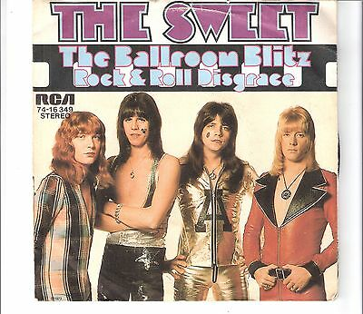 SWEET - The ballroom blitz