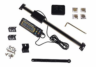 """Easy  View 12"""" 300 mm Digital Readout DRO Preset w/ Articulating Remote Display"""