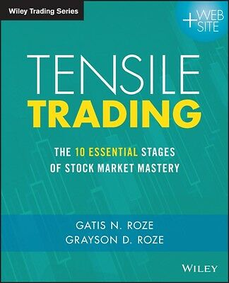Tensile Trading: the 10 Essential Stages of Stock Market Mastery + Website (Wil.