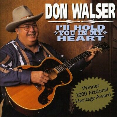Don Walser - I Hold You In My Heart [New CD]