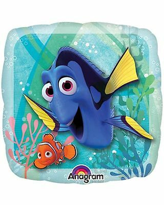 Finding Dory Foil Balloon Under The Sea Party Decoration Self Sealing 43Cm