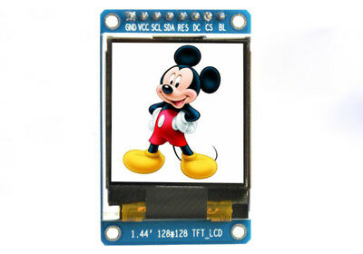 """1.44"""" 128x128 65K SPI Full Color TFT LCD Display Module replace OLED for Arduino"""