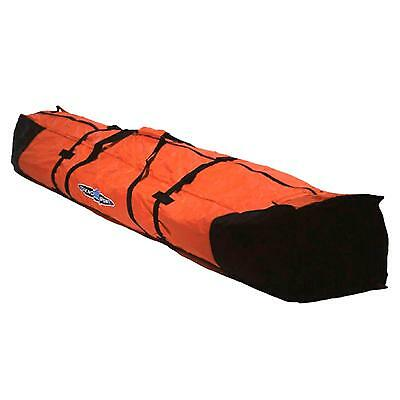 Tekknosport Sailbag Quiver vario 190-250 Orange Windsurf Segel Tasche
