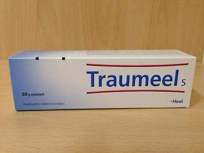 Traumeel S - 50g - Anti-Inflammatory Pain Relief Analgesic-Homeopathic Ointment
