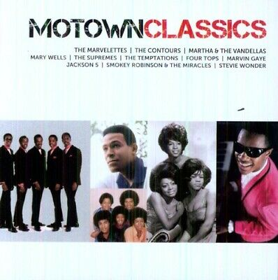 Various Artists - Icon: Motown Classics [New CD]