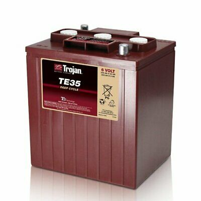Cyclic Battery Trojan 245Ah 6V TE35 for Solar, Photovoltaic, Stand-Alone
