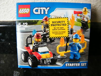 Lego City 60088: Fire Starter Set  All In Price  £9.99