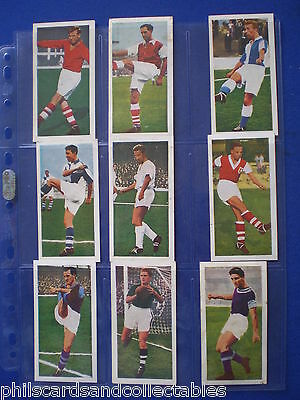 Chix Famous Footballers 3rd set - Bubblegum Cards * Choose The One's You Need *