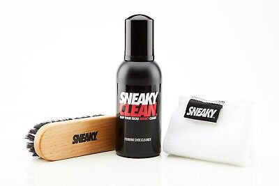 Sneaky Cleaning Kit -  trainer cleaner shoes crep boots suede leather care