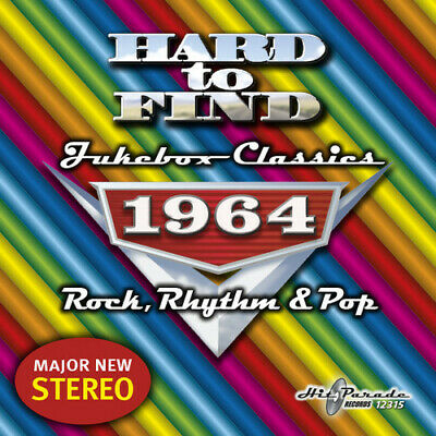 Various Artists - Hard to Find Jukebox Classics 1964 Rock, Rhythm & Pop / Variou