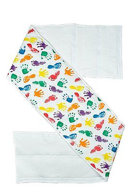 By Carla Playtime Wrap Cot Bumper