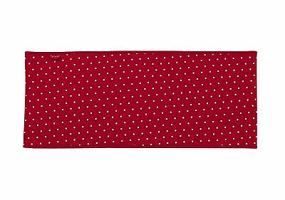 Kit for Kids By Carla Raspberry Bloom Wrap Cot Bumper