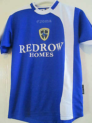 Cardiff City 2005-2006 Home Football Shirt Size Extra Small Adult /40288