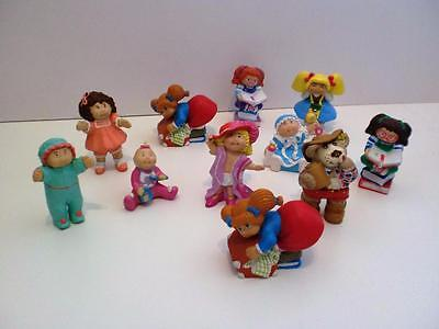 Vintage CPK Cabbage Patch Kids Toy PVC Figures *CHOOSE - MULTI LISTING* 1980s