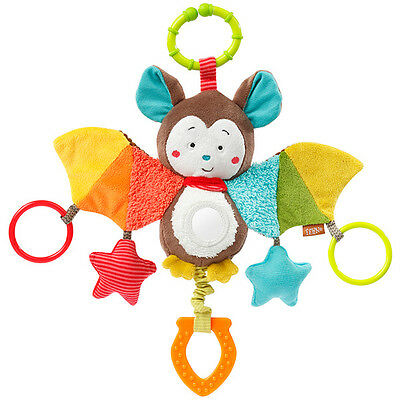 Baby Fehn Jungle Heros Activity Fledermaus (Bunt)