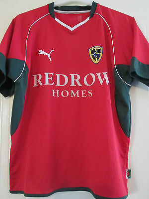 Cardiff City 2004-2005 Away Football Shirt Size Adult Medium Approximate /40285