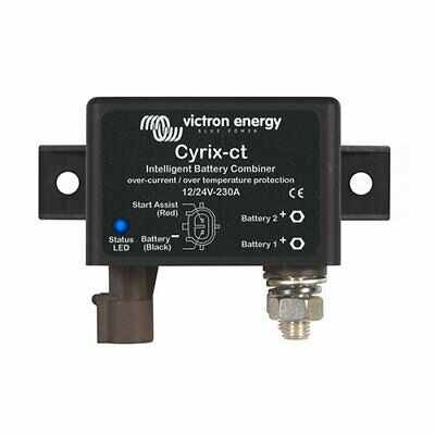 Coupleur de Batterie Cyrix Ct 12/24V 230AVictron Energy