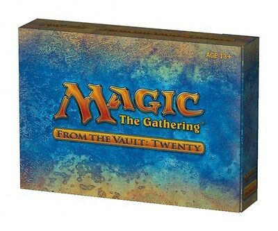 FROM THE VAULT TWENTY - Magic The Gathering - NUOVO / FTV20 MTG Jace 20