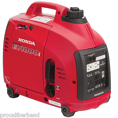 Honda EU1000i EU1000 Watt Portable Quiet Inverter Parallel Capability Generator