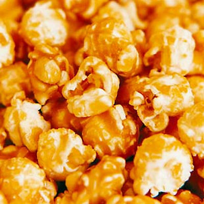 CARAMEL POPCORN Bath Body & Massage Oil EXTRA STRONG TRIPLE SCENTED