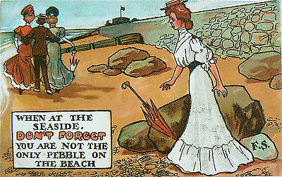 POSTCARDS.COMIC.FRED SPURGIN. LIKELY PUBLISHED BY THE LONDON VIEW Co. 1905-1908