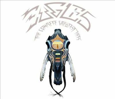 Eagles - The Complete Greatest Hits Used - Very Good Cd