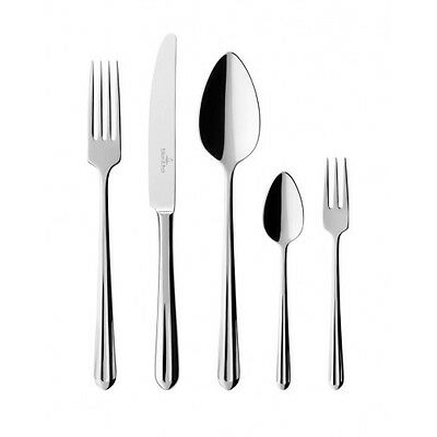 Villeroy & and Boch ARPEGGIO - cutlery - 30 piece set, for 6 people NEW rrp £212