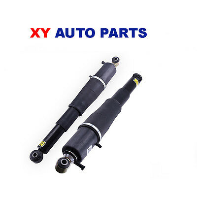 2PC For Chevy GMC Cadillac SUV New Pair Rear Air Ride Suspension Shocks --AS2708