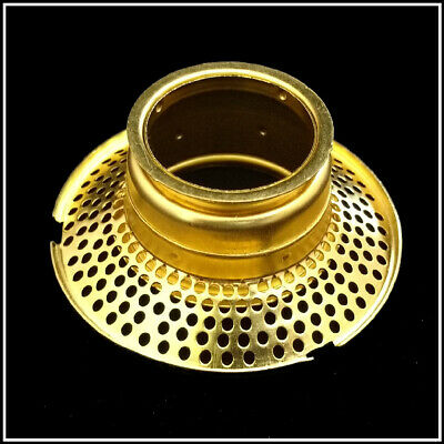 Aladdin Lamp Brand N238B Brass Outer Wick Tube For Model 23 & 23A Burners
