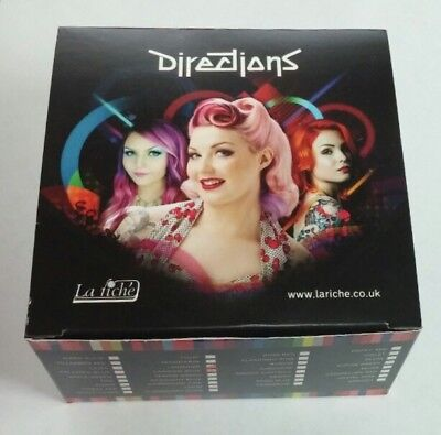 LA RICHE Directions Semi-Permanent Hair Dye 4 TUB Same Color Ship From USA  New