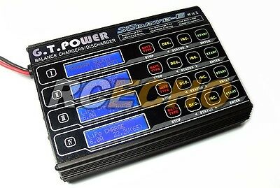 GT POWER Model XDRIVE-6 R/C Hobby Balance Charger / Discharger (A) BC023