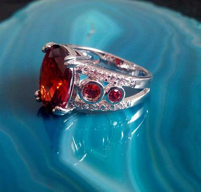 Lovers Blessing !!! Charm-Ring sz8