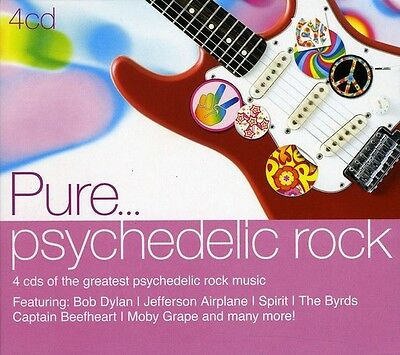 Various Artists - Pure: Psychedelic Rock / Various [New CD] UK - Import