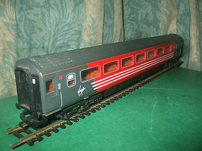 LIMA BR MK3 TRAILER SECOND OPEN TSO VIRGIN RED COACH ONLY - No.2