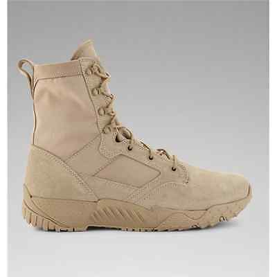 e99ad2169c UNDER ARMOUR UA Jungle Rat Tactical Boots COYOTE BROWN 1264770-220 ...