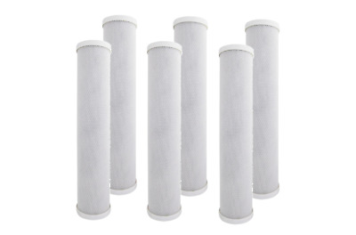 6 Reverse Osmosis Drinking Water Carbon Block Filters