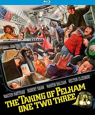 The Taking Of Pelham One Two Three Blu-Ray (2016) - Special Edition