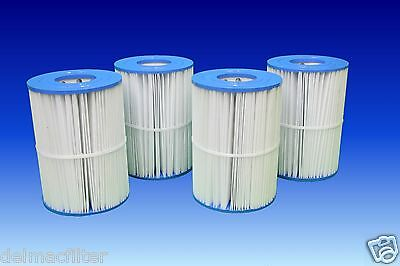 4 Pack Filter Fits Hayward Star Clear C250 CX250RE PA25-4 FC-1230 C-7626