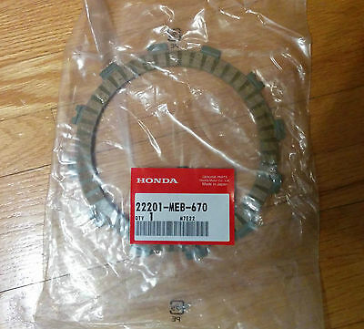 HONDA CLUTCH PLATE -  22201-MEB-670 (just 2 left)