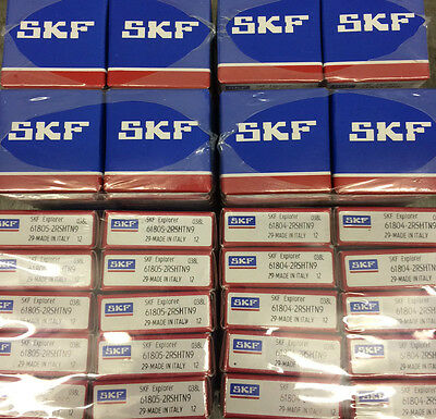 Skf Bearings For Bicycles  Bikes  6000, 6803, 6802, 6805, 6903, 6902, 6804