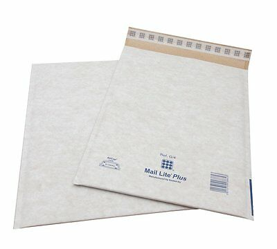Mail Lite Plus + Strong Bubble Lined Bags All Sizes A/000 B/00 C/0 D/1 E/2 F/3