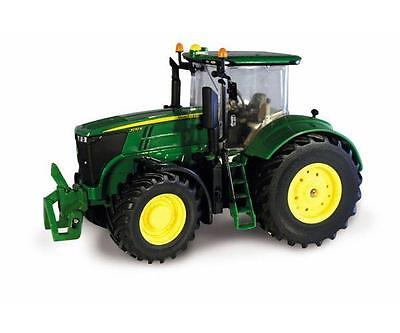 Britains 43089A1 1:32 John Deere 7230R Diecast Farm Model Toy Tractor Green New