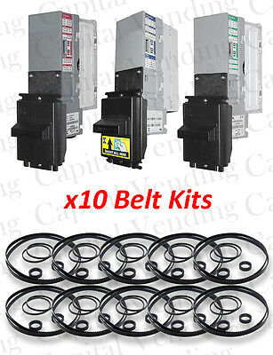 10x Belt Kit for Mars MEI AE & VN Dollar Bill Validators & Acceptors series 2000