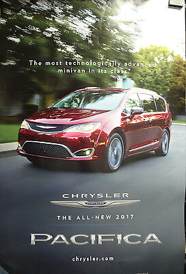 2017 Pacifica Poster Set Of 3