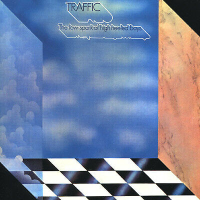 Traffic - Low Spark of High Heeled Boys [New CD] Bonus Tracks, Rmst