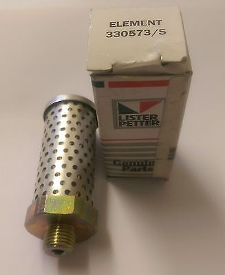 Genuine Lister Petter Fuel Filter LT LV TS TR AA AB AC AD In Tank Type 330573